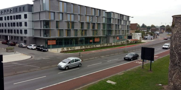 Student Accommodation Development on a former Petrol Station